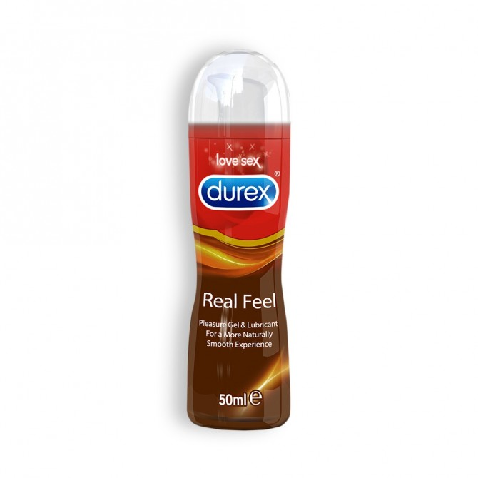 REAL FEEL DUREX LUBRICANT 50ML