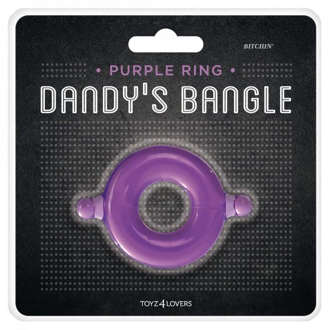 DANDY'S BANGLE BITCHIN' COCKRING PURPLE