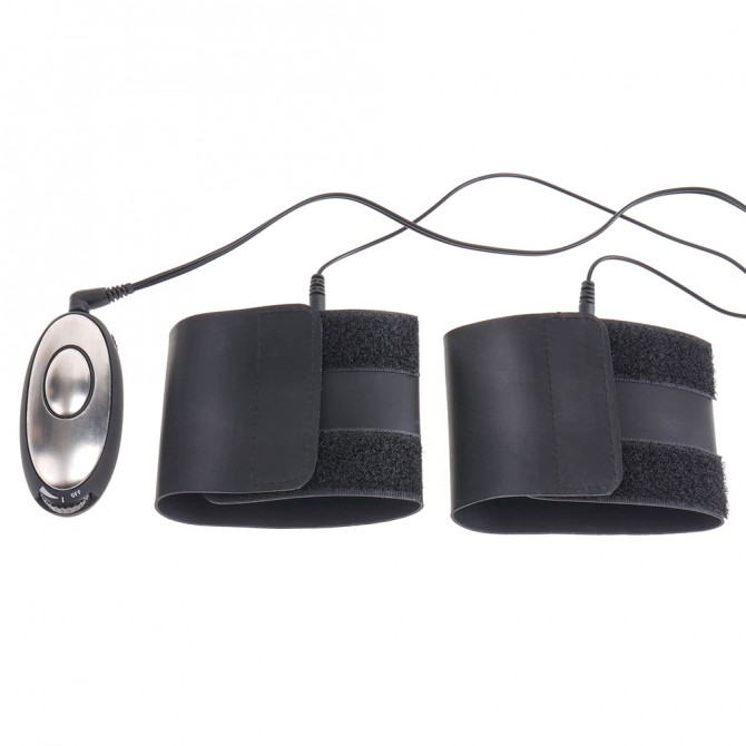 ELETROESTIMULADOR ELECTRO TOUCH CUFFS FETISH FANTASY SHOCK THERAPY
