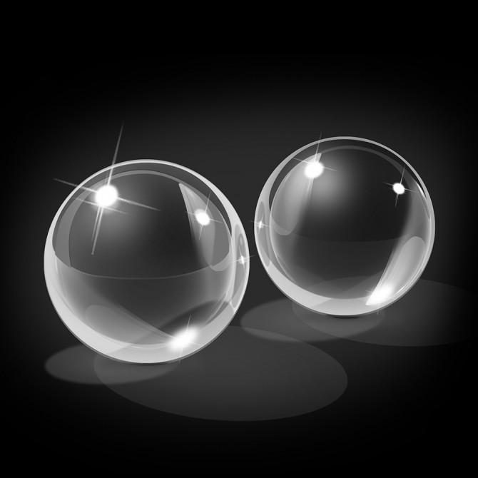 ICICLES GLASS BALLS Nº41