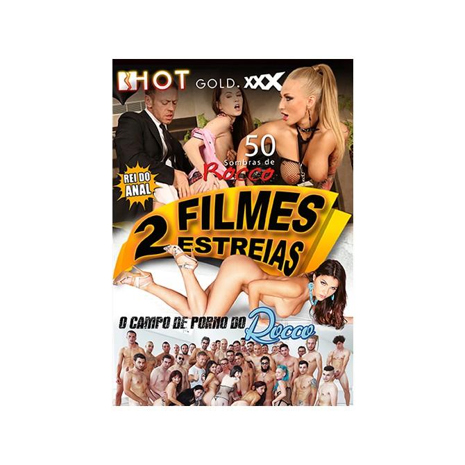 2 FILMES 50 SOMBRAS DE ROCCO + O CAMPO PORNO DE ROCCO
