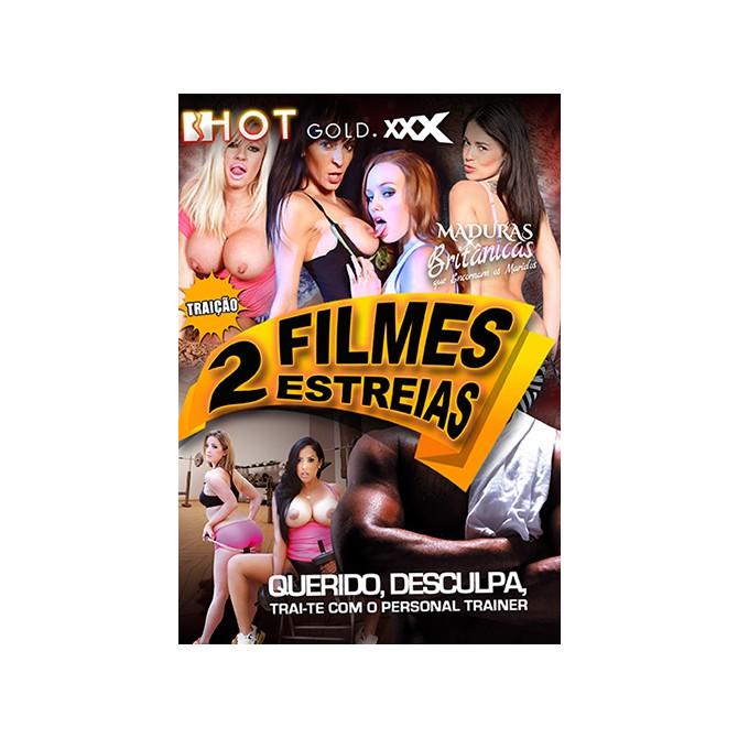 2 FILMES MADURAS BRITÂNICAS QUE ENCORNAM OS MARIDOS + QUERIDO, DESCULPA, TRAÍ-TE COM O PERSONAL TRAINER