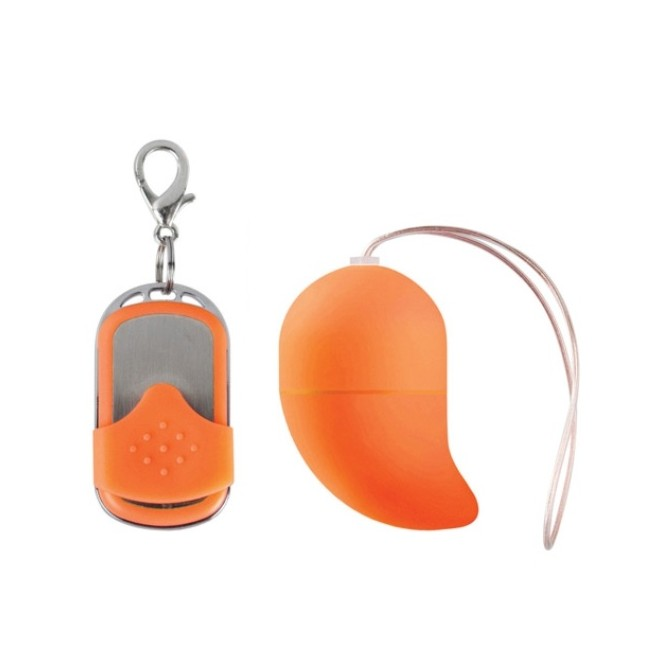 G-SPOT EGG ORANGE SMALL