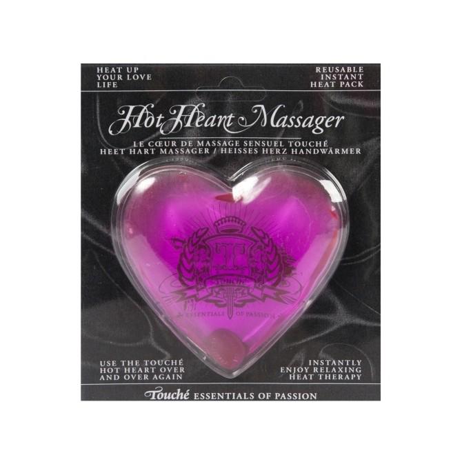 HOT HEART MASSAGER MEDIUM PURPLE