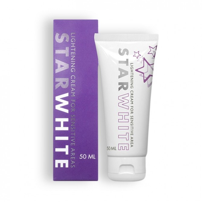 STAR WHITE LIGHTENING CREAM 50 ML