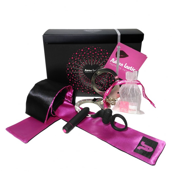 ADRIEN LASTIC SENSUAL NIGHT GIFT PACK SPANISH