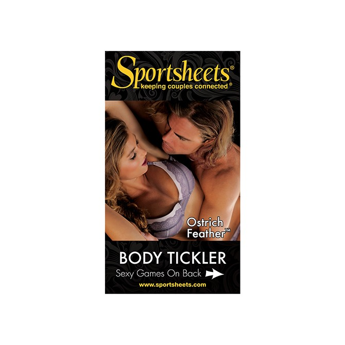 SPORTSHEETS OSTRICH TICKLER