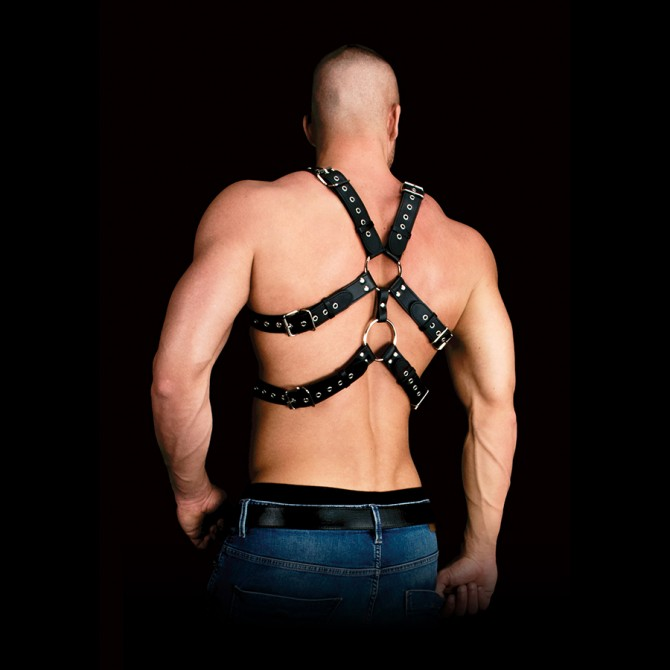 OUCH! ANDREAS BODY HARNESS