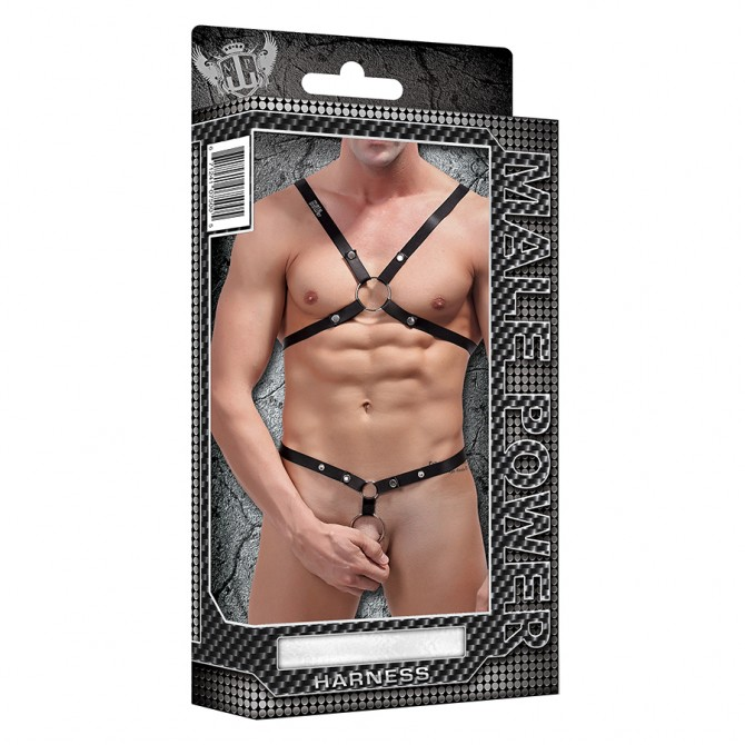 ARNÊS CORPORAL RIP OFF HARNESS SET MALE POWER