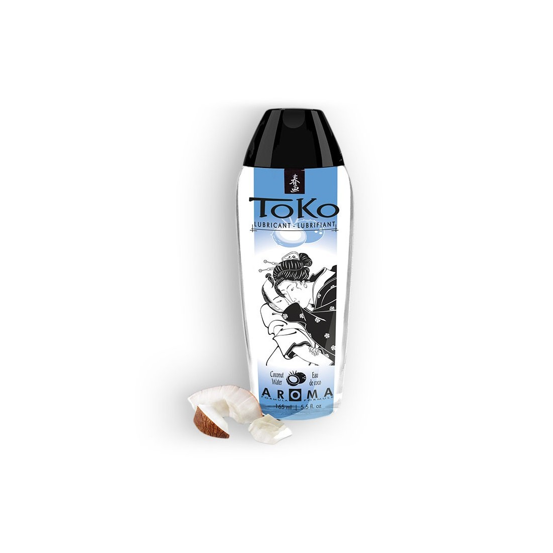 TOKO COCONUT WATER LUBRICANT 165ML