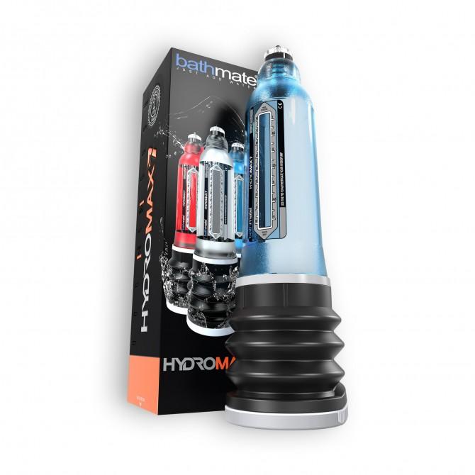 BATHMATE HYDROMAX 7 HYDRO PUMP BLUE