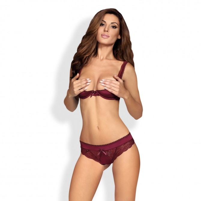 OBSESSIVE MIAMOR SET RUBY
