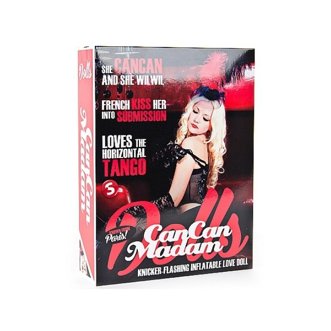 CANCAN MADAM LOVE DOLL