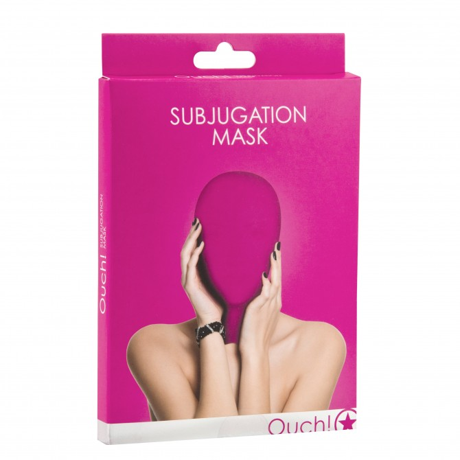 MÁSCARA SUBJUGATION MASK ROSA