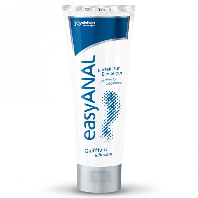 EASY ANAL LUBRICANT 80ML