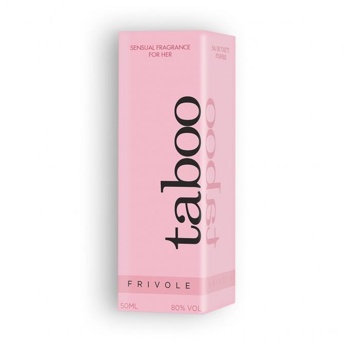 PERFUME PARA MULHER TABOO 50ML