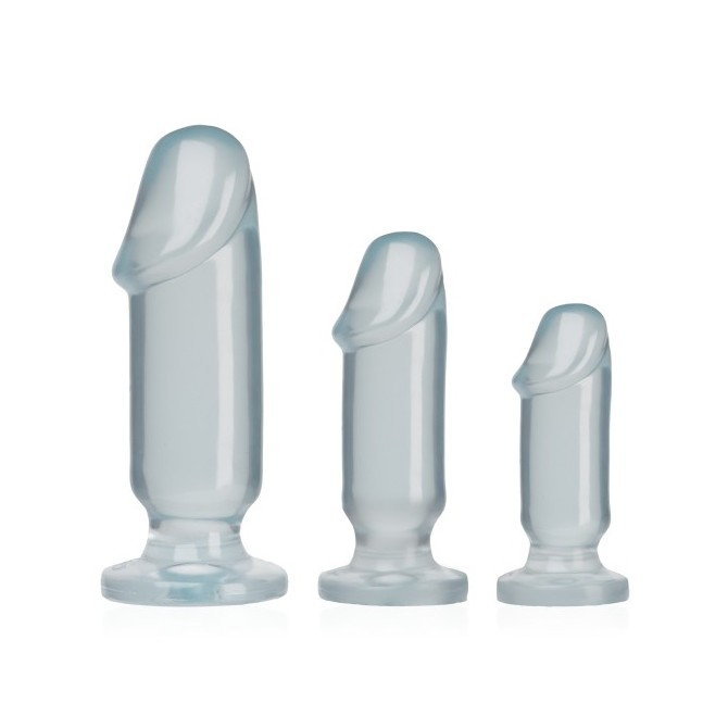 ANAL STARTER KIT CLEAR